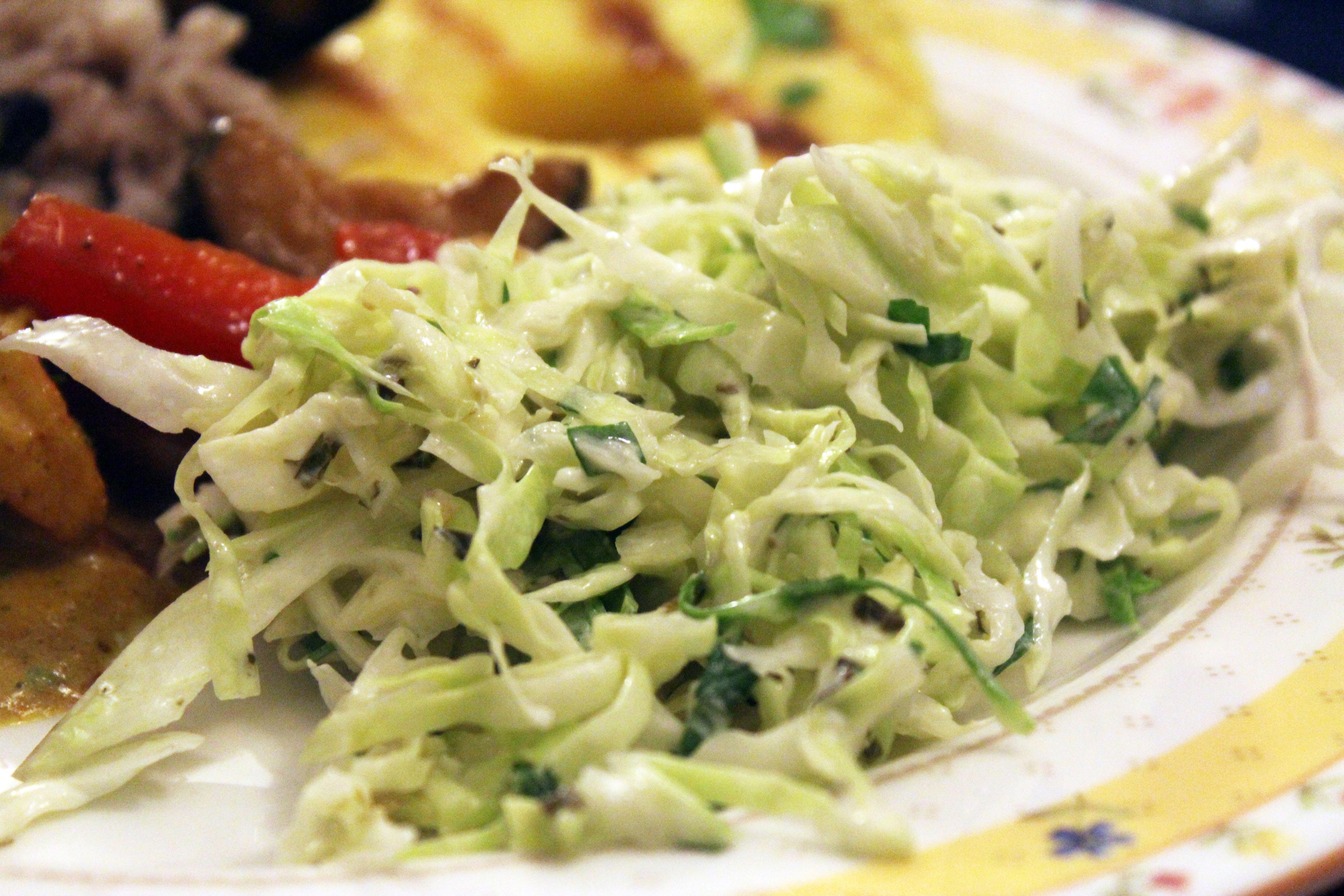 Jamaican Cabbage - Vie...